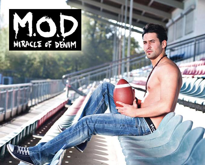 MoD Jeans Herren mit der neuen Kollektion